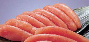 北海道 小樽加工 極上甘口たら子 1kg